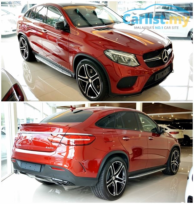 Exclusive Look At The First Mercedes-Benz GLE 450 AMG